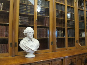 Shakespeare Memorial Room