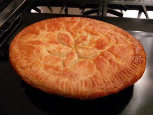 mushroom_pie_rough_puff_pastry